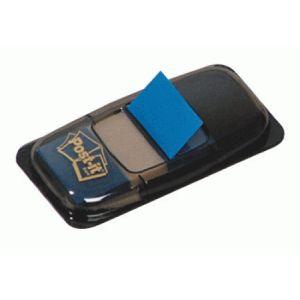 Post-It I680-2 - Carte 50 repères adhésifs Index, 25,4x43,2mm, bleu