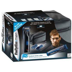 Babyliss E697PE - Kit tondeuse cheveux et barbe rechargeable