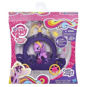 Hasbro Mon Petit Poney Carrosse de Twilight