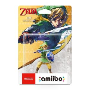 Nintendo Amiibo Link Skyward Sword The Legend Of Zelda Collection