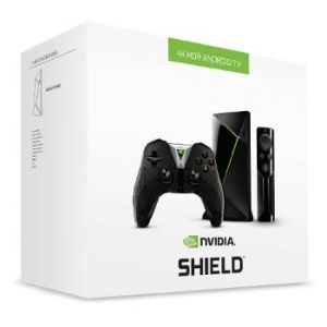 NVIDIA Shield TV (2017) Base 2.0 - Passerelle multimédia 16 Go