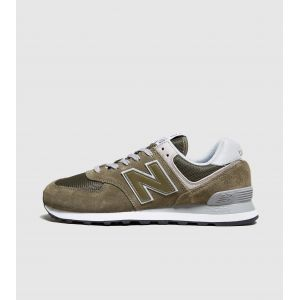 New Balance ML574EGO, Baskets Homme, Multicolore (Olive/ML574EGO), 44.5 EU