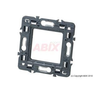 MCAD 753271 - Support 1 poste boite de 10 (accessoire goulotte)