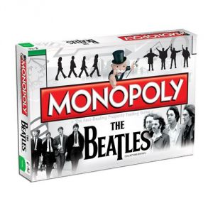 Winning Moves Monopoly Beatles Edition