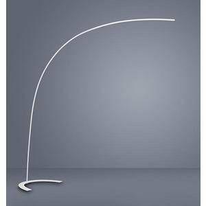 Trio Lampadaire SHANGHAI LED Blanc, 1 lumière