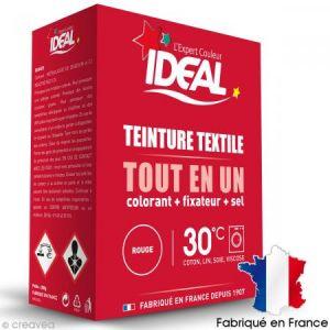 Ideal Kit complet teinture Tout en Un - Maxi Rouge - 350 gr