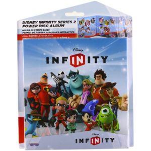 PDP Album de collection pour disques de force Disney Infinity 2.0