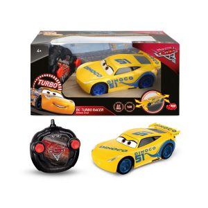 Dickie Toys Cars 3 Cruz Ramirez Radio Control 1:24