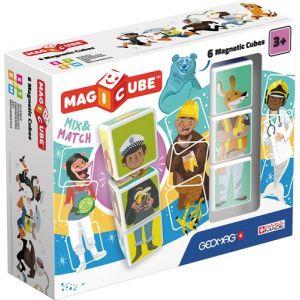 Giochi Preziosi MagiCube - Mix & Match 6 Cubes