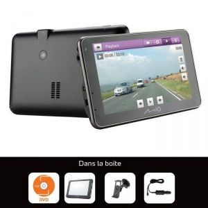 Mio COMBO 5207 LM - GPS Poids-lourds