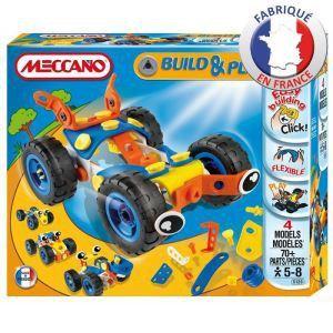 Meccano 735120 - Build & Play : Buggy