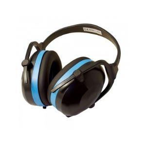 Silverline 633816 - Casque anti bruit pliable SNR 30 dB