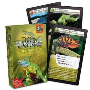 Bioviva Défis nature Reptiles