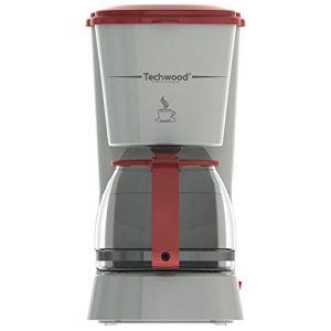 Techwood TCA-685 - Cafetière électrique