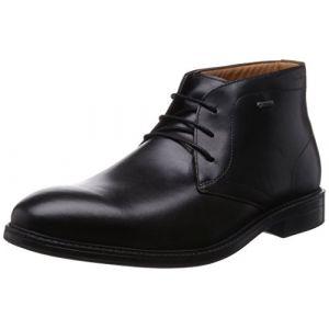 Clarks Chilver Hi GTX, Boots Homme - Noir (Black), 46 EU (11 UK)