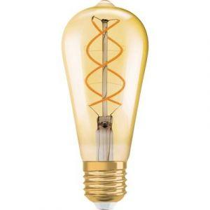 Osram LED E27 forme conique 5.00 W = 25 W blanc ch