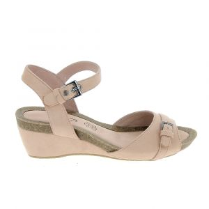 LPB Shoes Sandales Katy Rose Poudre rose - Taille 37,38,39,40,41