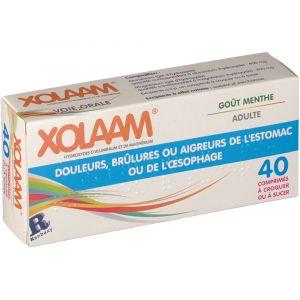 Ranbaxy Xolaam - 40 comprimés à croquer