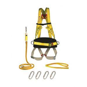 Murtra SEC-INTE-SYS-BL - Kit harnais de sécurité intégral + accessoires