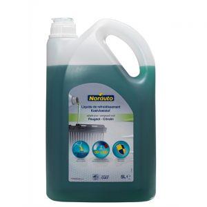 Norauto Liquide de refroidissement vert -35°C 5 L