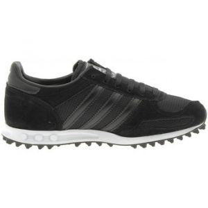 Adidas Trainer Junior, Basses Mixte Enfant - Noir (Blk/Blk), 36 2/3 EU
