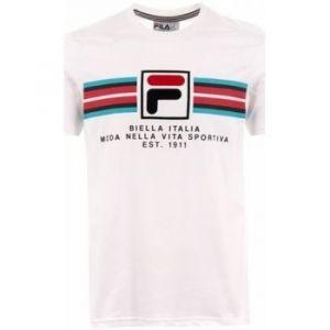 FILA Tee Shirt Coton Logo 684499 Mercedes