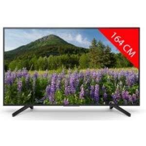 Sony TV LED 4K 164 cm KD65XF7005BAEP