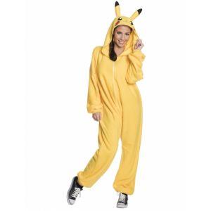 Déguisement Pikachu Pokémon adulte