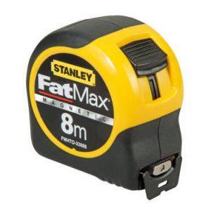 50-70% de réduction conception adroite grande remise pour Stanley FMHT0-33868 - Mètre à ruban 8m x 32 mm FatMax magnétique
