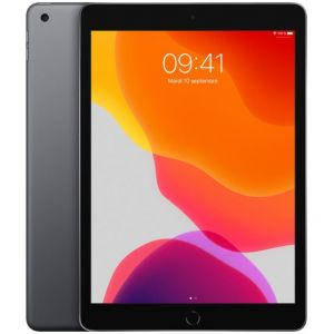 Apple iPad IPAD 10,2 128GO GRIS SIDERAL WI-FI NOUVEAU (7EME GENERATION)