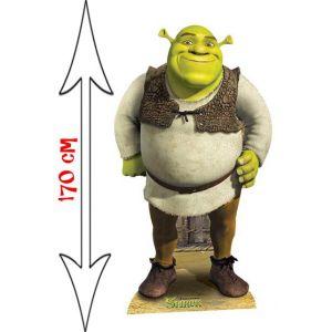 Star Cutouts Figurine géante en carton Shrek