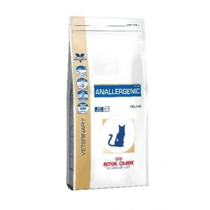 Royal Canin Veterinary Diet Anallergenic pour chat 2 kg