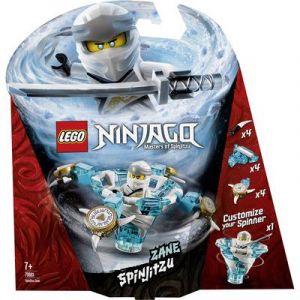 Lego Ninjago - Toupie Spinjitzu Zane - 70661