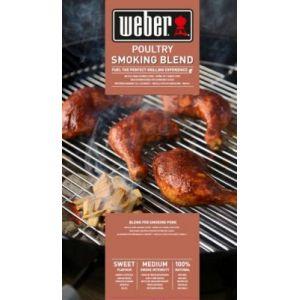 Weber Sac de fumage bois pour volaille