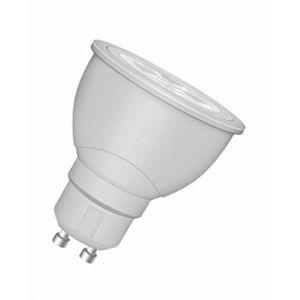 Osram 4052899943964 Ampoule à LED, Plastique, GU10, 5.5 W, Argent, 1 pièce