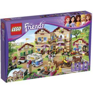 Lego 3185 - Friends : Le camp d'équitation