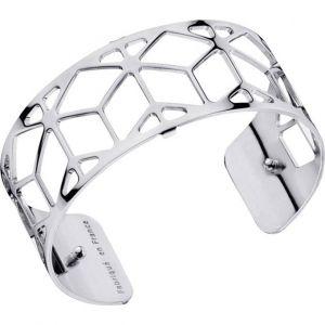 Les Georgettes Bracelet Résille Argent Medium