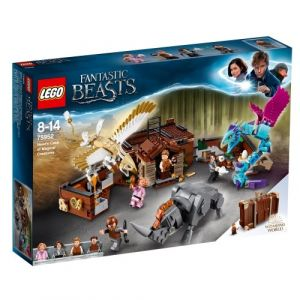 Lego Harry Potter - La valise des animaux fantastiques de Norbert - 75952