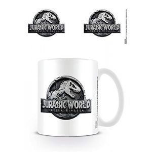 Mug Jur ic Park Jur ic World Fallen Kingdom Logo Occasion