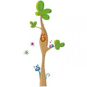 Série-Golo Sticker toise arbre