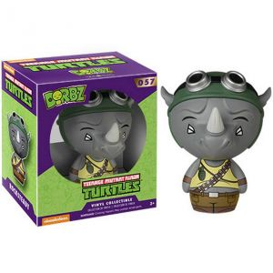 Funko Figurine Dorbz Tortues Ninja Rocksteady 8 cm