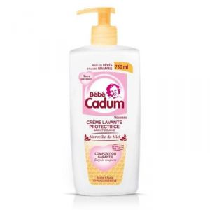 Image de Bébé Cadum Merveille de Miel Crème lavante protectrice bain/douche 750 ml