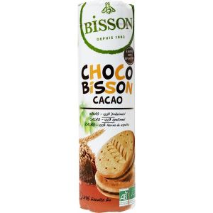 Bisson Biscuits Miel/Cacao Choco Cacao 300g