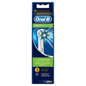 Oral-B EB50-3 - 3 brossettes CrossAction