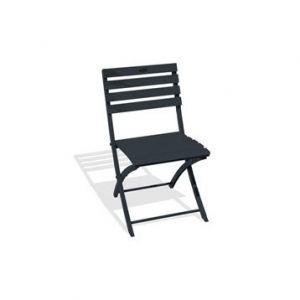 Marius - Chaise de jardin en aluminium