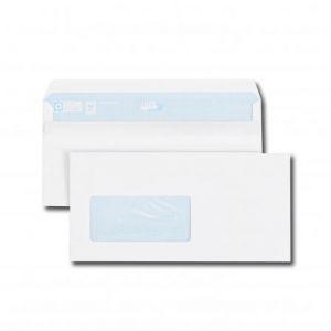 Gpv 70390 - Enveloppe Every Day 110x220, 90 g/m², coloris blanc - boîte de 500