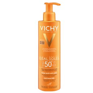 Vichy Ideal Soleil - Lait anti-sable IP50+