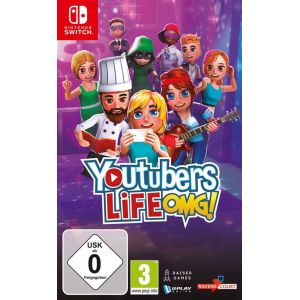 Youtubers Life OMG! [Switch]