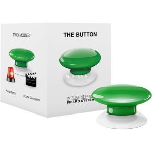 Fibaro The Button - Interrupteur contrôleur de scenes maison connectée (z-wave plus)