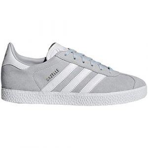 Adidas Chaussures Gazelle J Originals fermées par lacets Gris - Taille 36